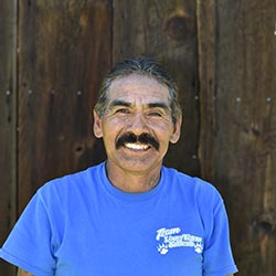 Margarito Camacena - Animal/Grounds Keeper