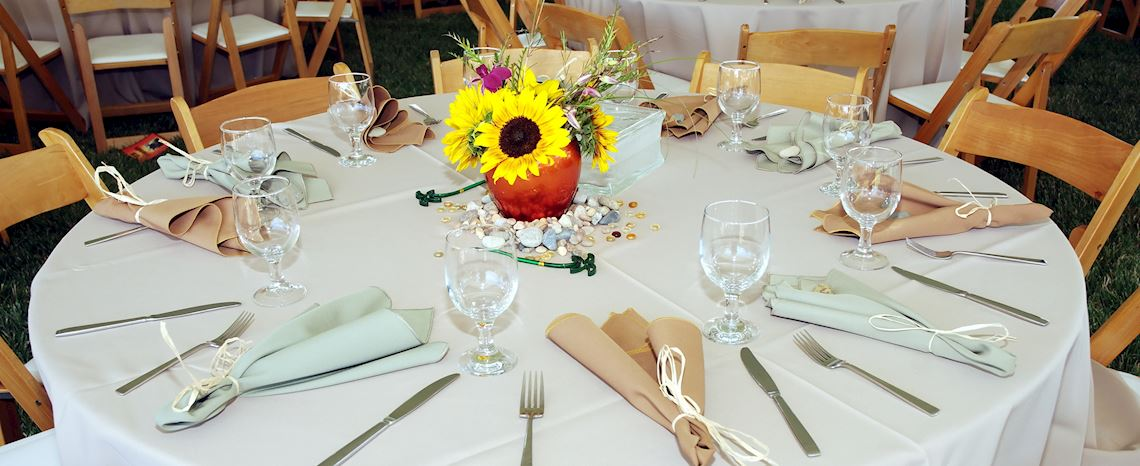 Weddings & Events Facilities at Lions Tigers & Bears