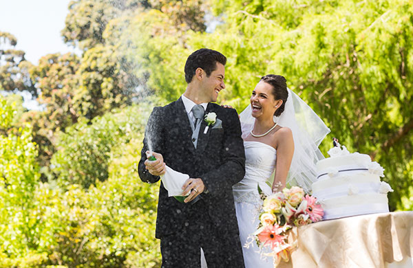Wedding Services at California Sanctuary